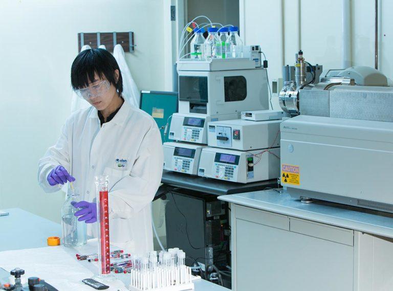 Analytical-Chemistry-LCMSMS-System